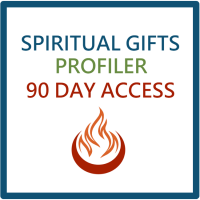 Spiritual Gifts Profiler 90 Day
