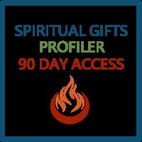 Spiritual Gifts Profiler 90 Day
