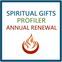 Spiritual Gifts Profiler Annual Renewal